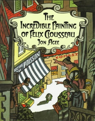 Incredible Painting of Felix Clousseau