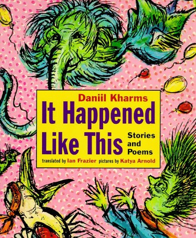 9780374336356: It Happened Like This: Stories and Poems