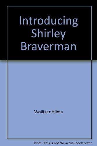9780374336462: Introducing Shirley Braverman