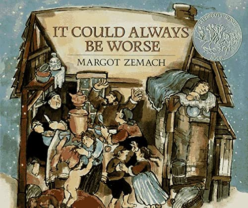 9780374336509: It Could Always Be Worse: A Yiddish Folk Tale