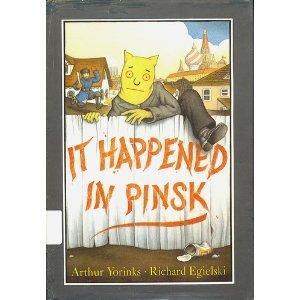 9780374336516: It Happened in Pinsk