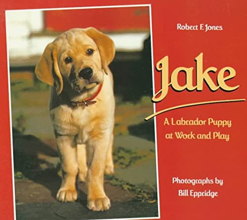 Jake: A Labrador Puppy at Work and Play: Robert F. Jones