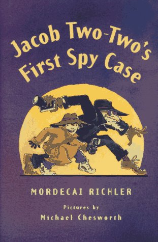 9780374336592: Jacob Two-Two's First Spy Case