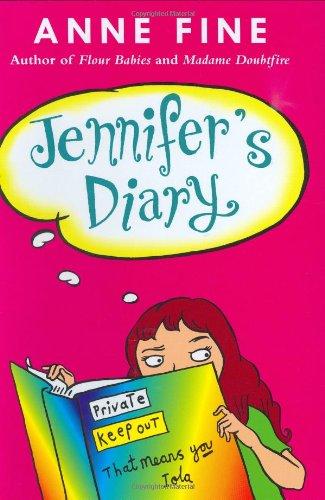 9780374336738: Jennifer's Diary
