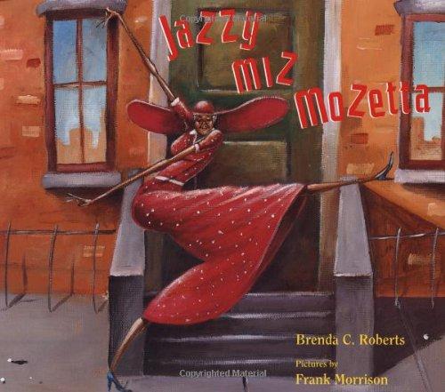 9780374336745: Jazzy Miz Mozetta