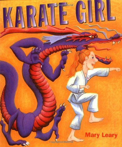 Karate Girl: Mary Leary