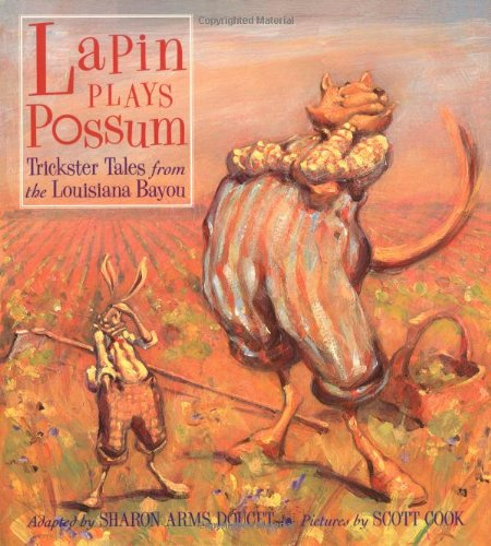 9780374343286: Lapin Plays Possum: Trickster Tales From the Louisiana Bayou