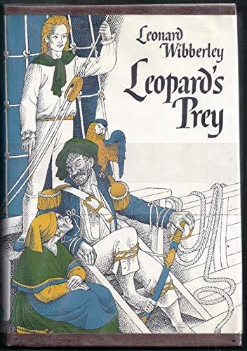 Leopard's prey (An Ariel book): Wibberley, Leonard