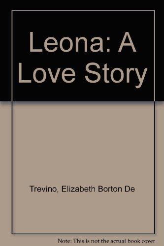 9780374343828: Leona: A Love Story