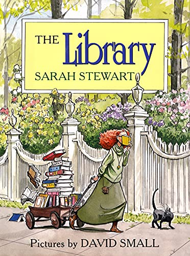9780374343880: The Library