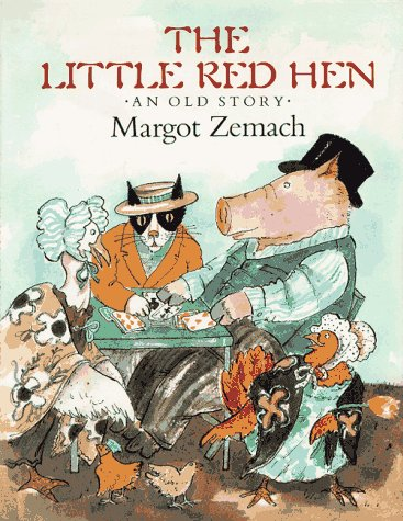 9780374346218: The Little Red Hen: An Old Story