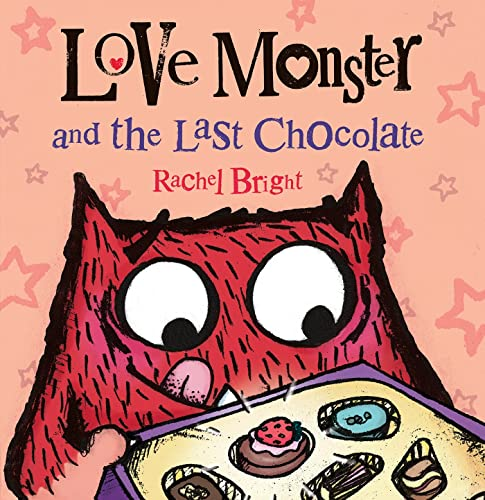 9780374346904: Love Monster and the Last Chocolate