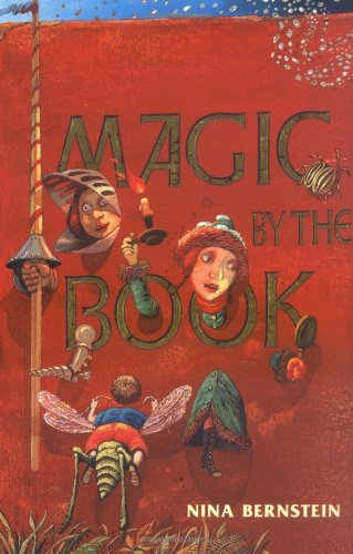 Magic By The Book ***SIGNED***: Nina Bernstein