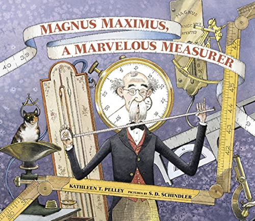 9780374347253: Magnus Maximus, A Marvelous Measurer