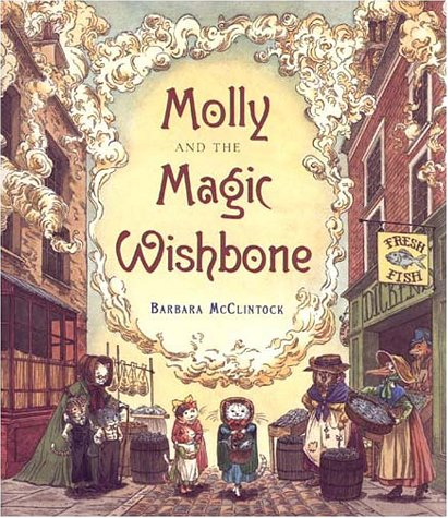 9780374349998: Molly and the Magic Wishbone