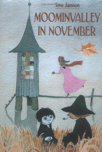9780374350130: Moominvalley in November (Moomins)