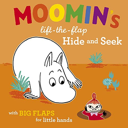 9780374350512: Moomin's Lift-The-Flap Hide and See (Moomin (Drawn & Quarterly))