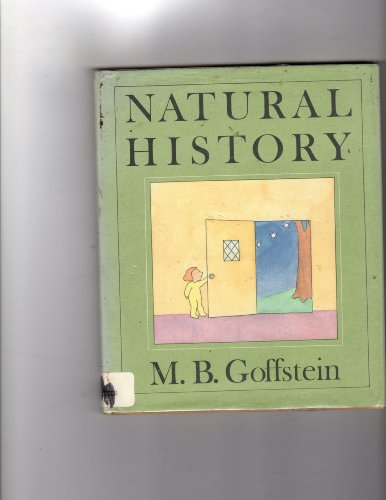 Natural History (0374354987) by Goffstein, M. B.