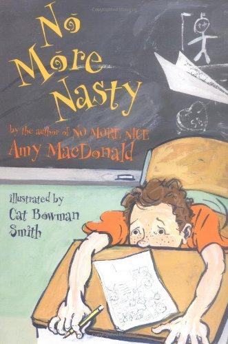 9780374355296: No More Nasty (Aunt Mattie)