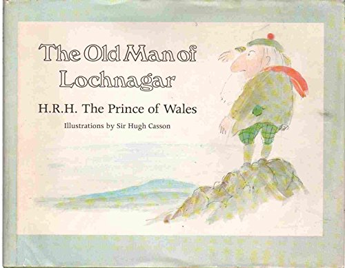 The Old Man of Lochnagar (0374356130) by Hugh Maxwell Casson; Juvenile Collection (Library of Congress); Prince of Wales Charles