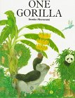9780374356446: One Gorilla: A Counting Book