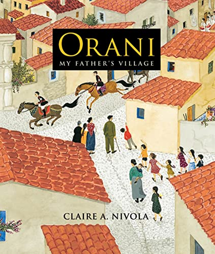9780374356576: Orani: My Father's Village