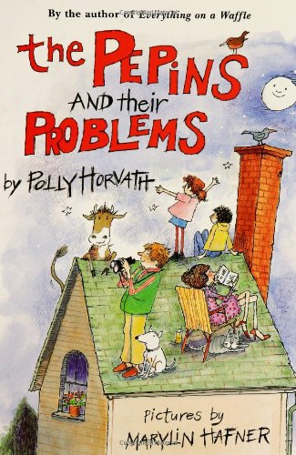 9780374358174: The Pepins and Their Problems (Horn Book Fanfare List (Awards))