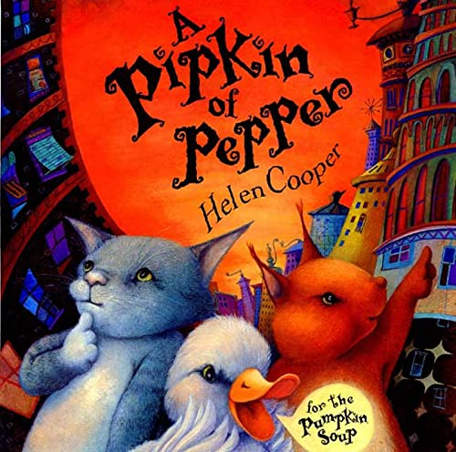 9780374359539: A Pipkin of Pepper