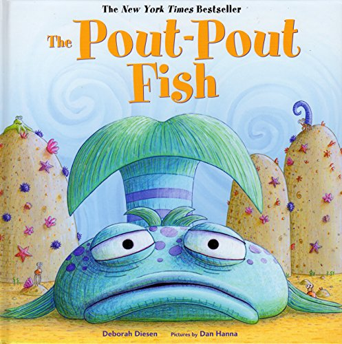 9780374360986: By Deborah Diesen - Smile, Pout-Pout Fish (Pout-Pout Fish Board Books) (Brdbk) (12.8.2013)