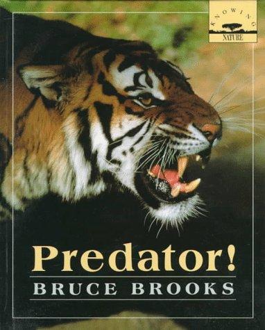 9780374361129: Predator! (Knowing nature)