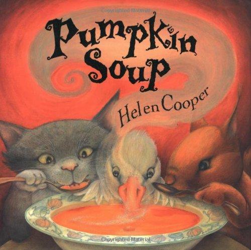 9780374361648: Pumpkin Soup