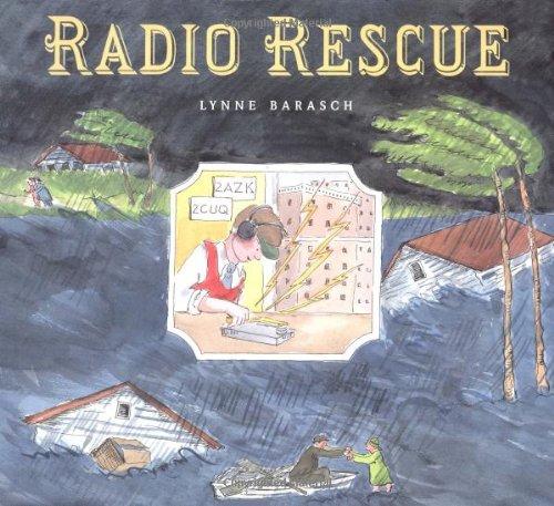 9780374361662: Radio Rescue