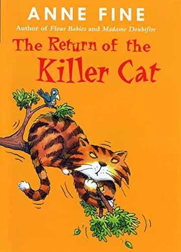 9780374362485: The Return of the Killer Cat