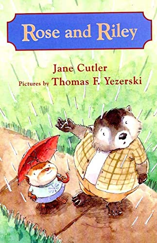 Rose and Riley.: CUTLER, Jane.