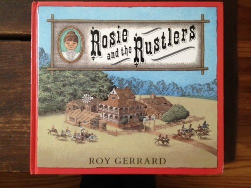 9780374363451: Rosie and the Rustlers