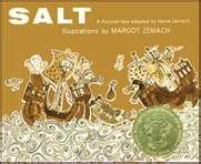 9780374363857: Salt: A Russian Tale (English and Russian Edition)
