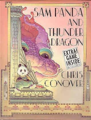 Sam Panda and Thunder Dragon (0374363935) by Chris Conover