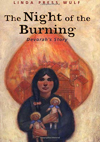 9780374364199: The Night of the Burning: Devorah's Story
