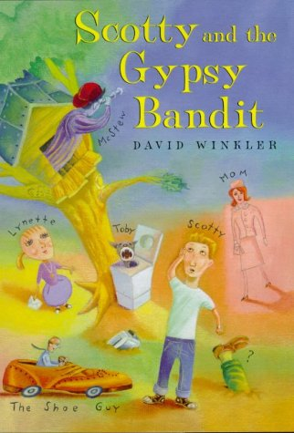 9780374364205: Scotty and the Gypsy Bandit