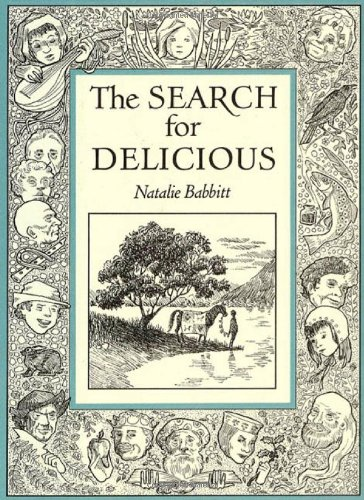 9780374365349: The Search for Delicious (Ariel Book)