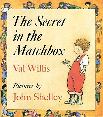 9780374366032: The Secret in the Matchbox