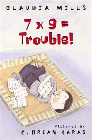 9780374367466: 7 X 9 = Trouble!