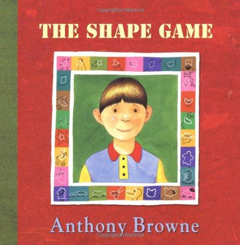 9780374367640: The Shape Game (Boston Globe-Horn Book Honors (Awards))