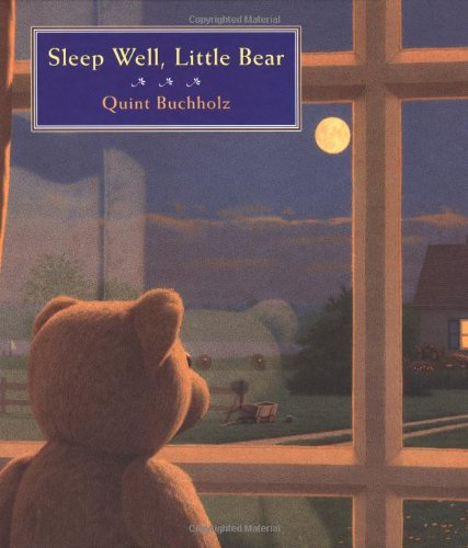 Sleep Well, Little Bear: Buchholz, Quint
