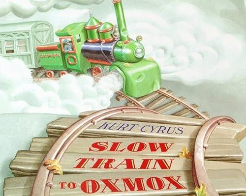 Slow Train to Oxmox: Kurt Cyrus