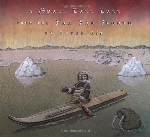 9780374370756: A Small Tall Tale From The Far Far North