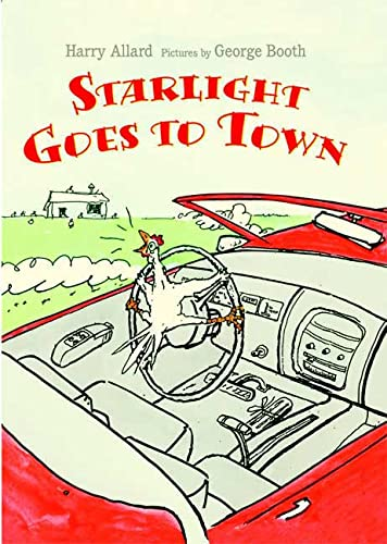 Starlight Goes to Town: Allard, Harry; Booth,