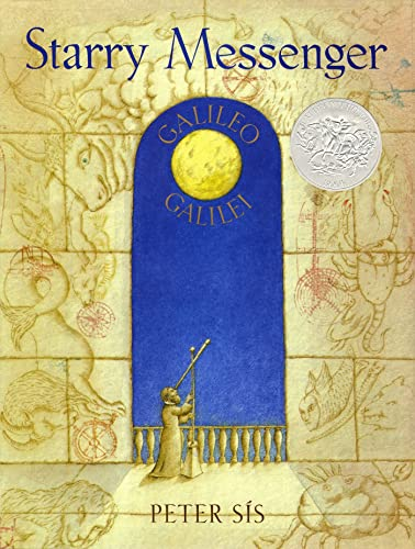 9780374371913: Starry Messenger (1997 Caldecott Honor Book)