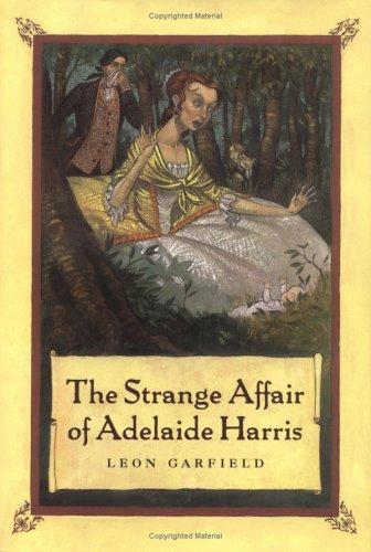 9780374372774: The Strange Affair of Adelaide Harris