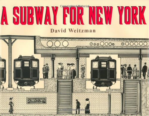 9780374372842: A Subway for New York
